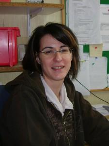 Angela Fleck, Mossautal, seit 2007 im Betrieb
