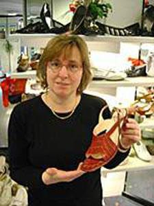 Lisa Keller, Michelstadt, seit 1993 im Betrieb