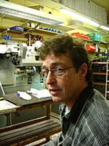 Karl-Heinz Kopp, Michelstadt, seit 2010 im Betrieb