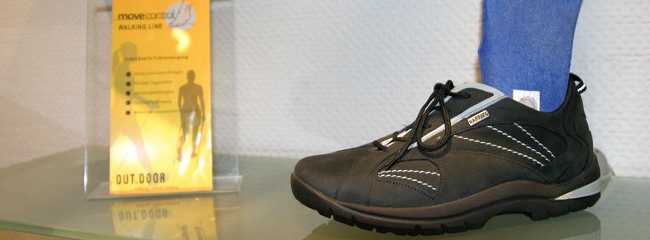 Möllinger Fußbewusstsein